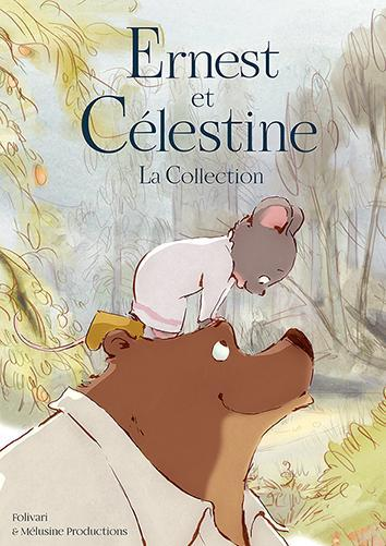 Image Gallery For Ernest Celestine La Collection Tv Series Filmaffinity
