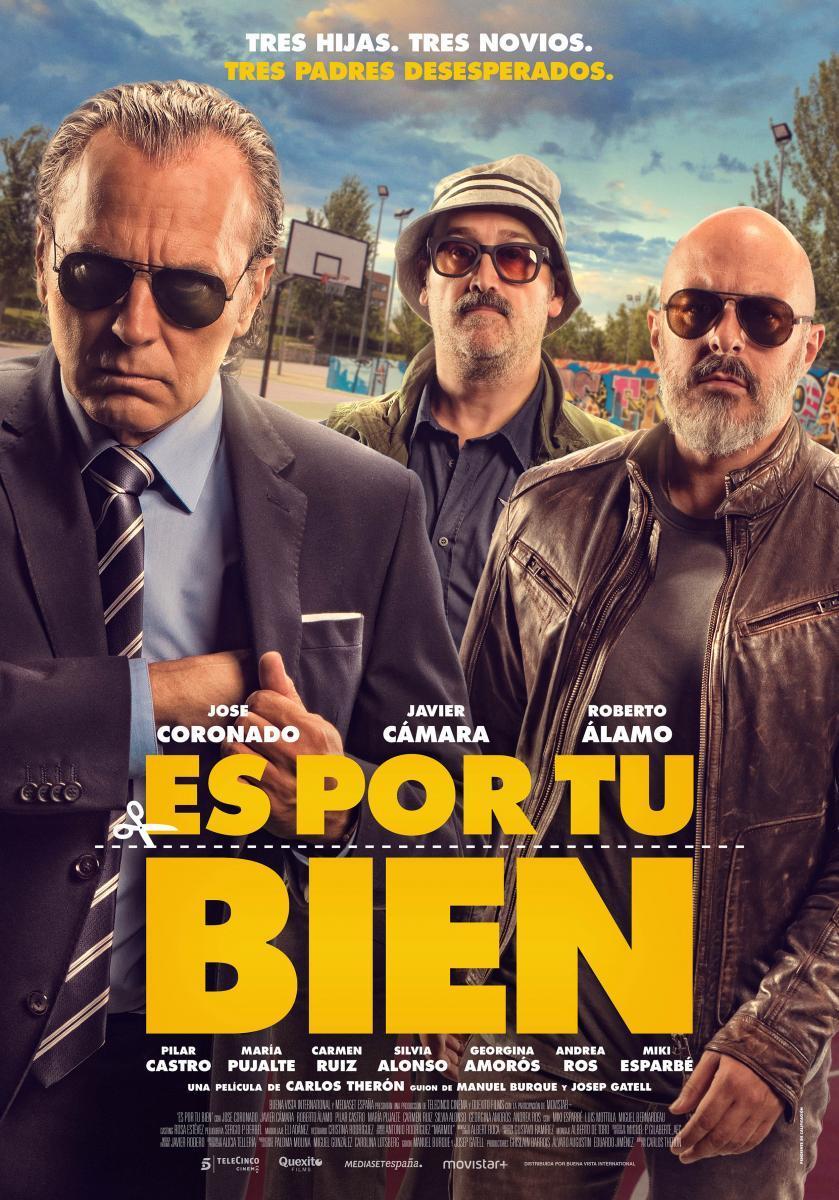 Es Por Tu Bien 2017 Filmaffinity
