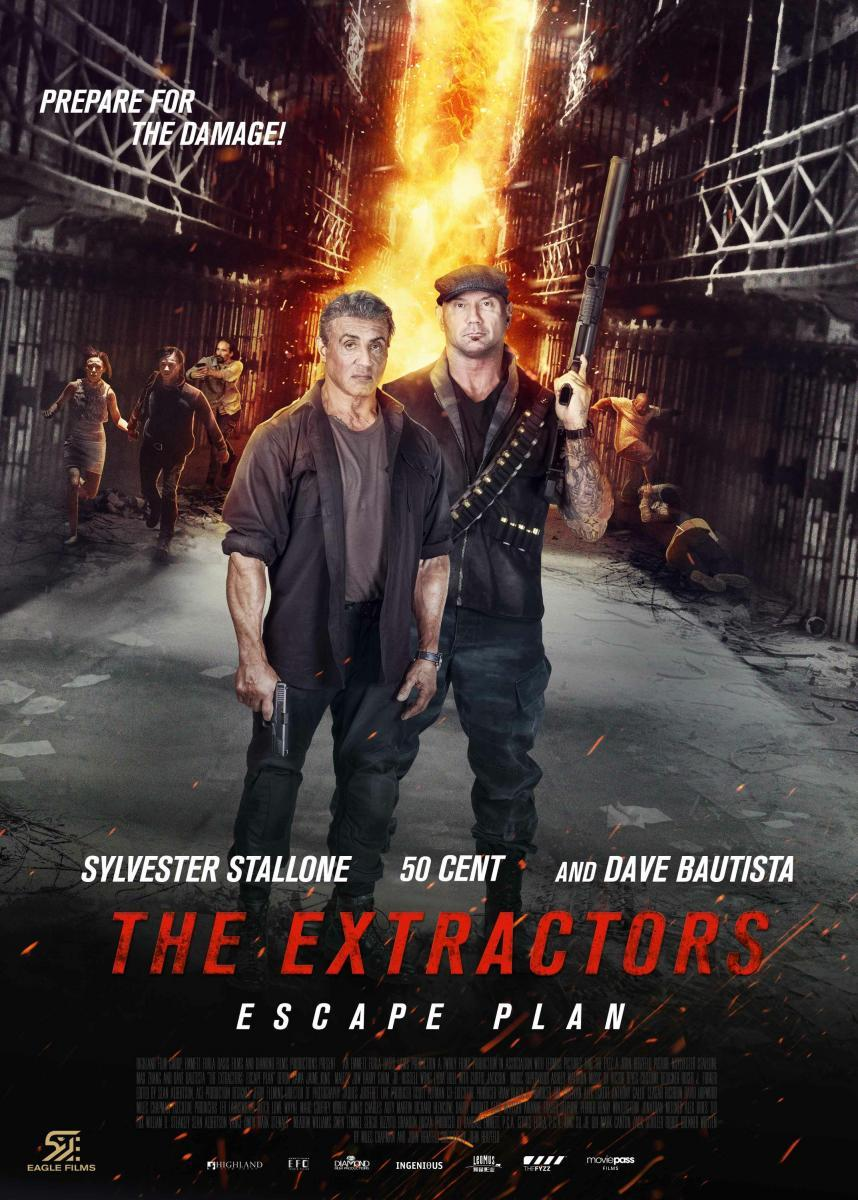 Escape Plan: The Extractors [2019] [BD25] [1080p] Latino [GoogleDrive] SilvestreHD
