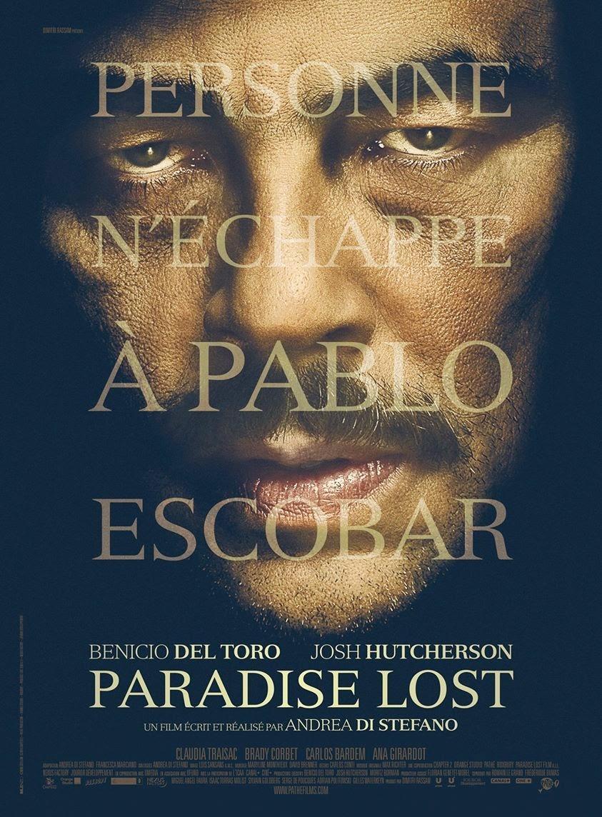 Escobar Paraíso Perdido 2014 Filmaffinity