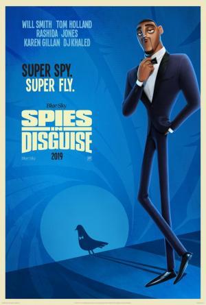 Espías con disfraz