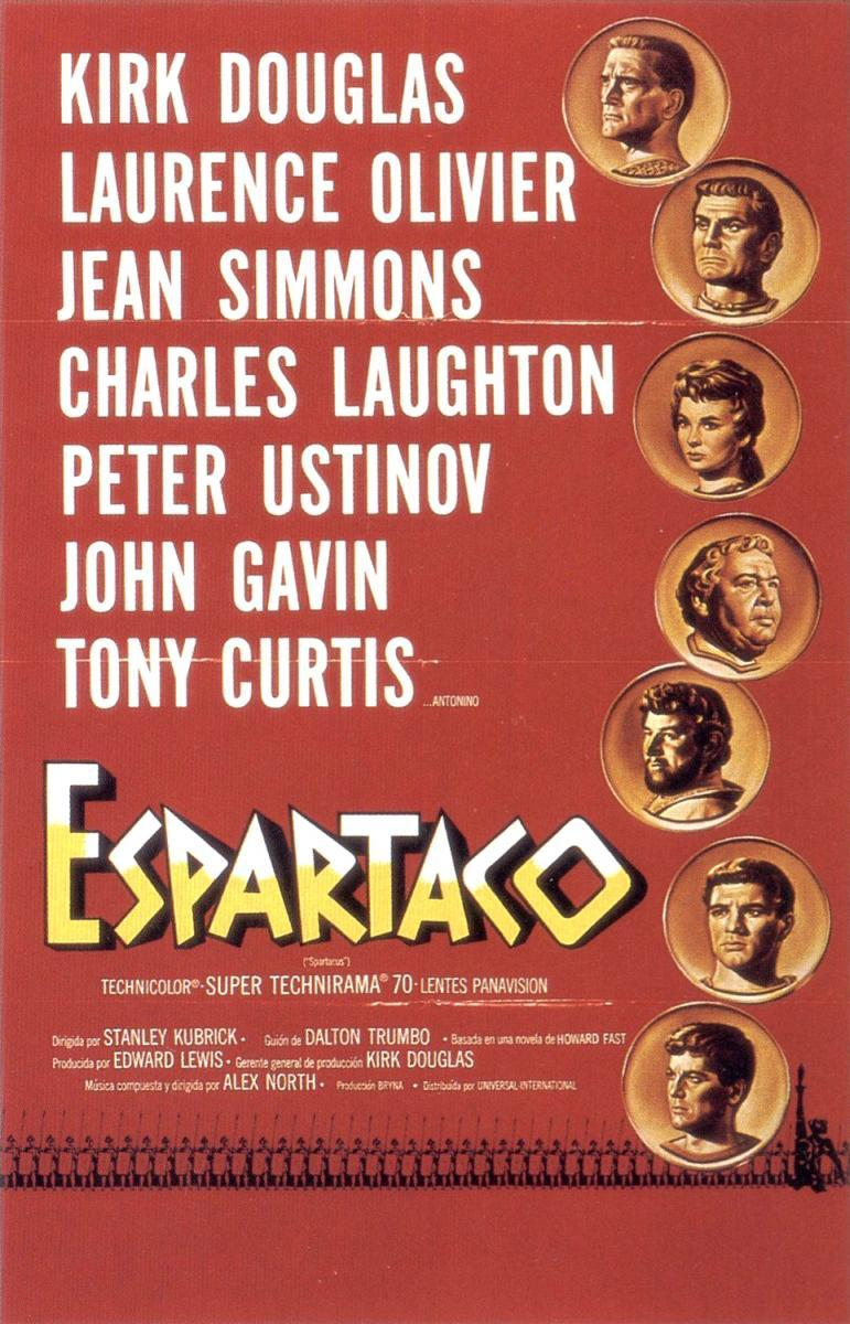 Espartaco (1960) - Filmaffinity