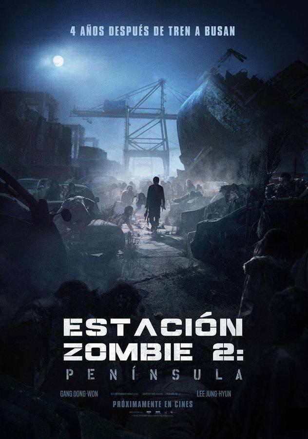 Estación zombie 2: Península (2020) - Filmaffinity