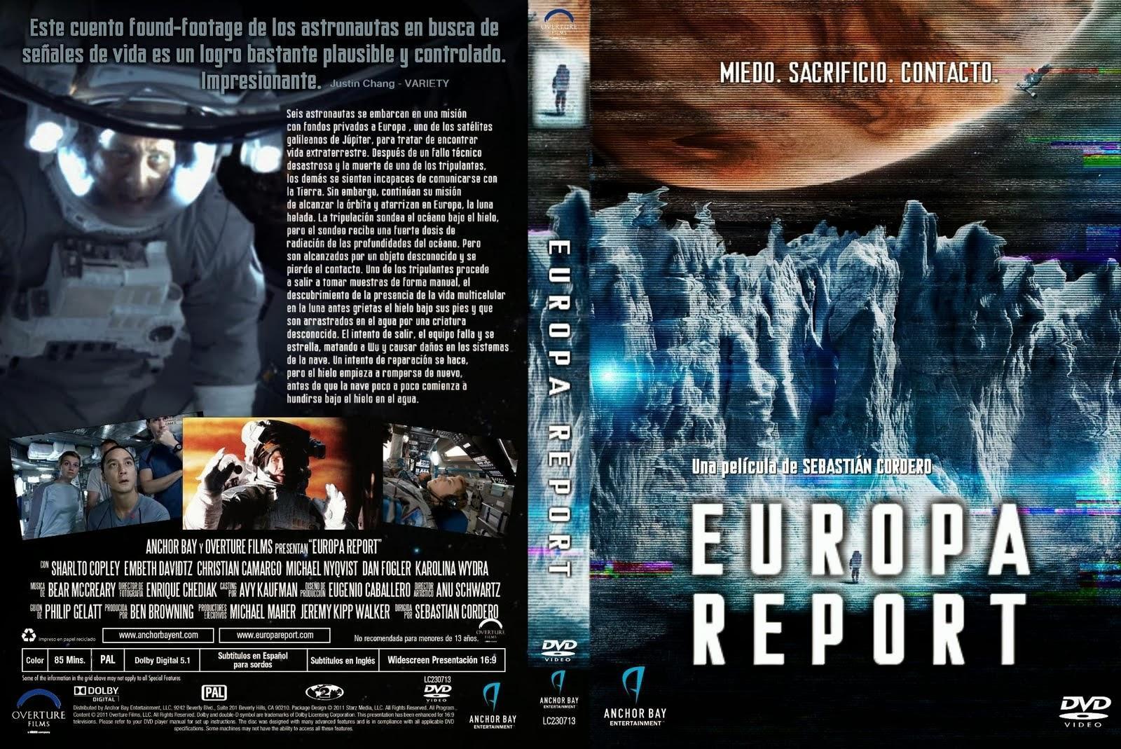 Europa Report Imdb