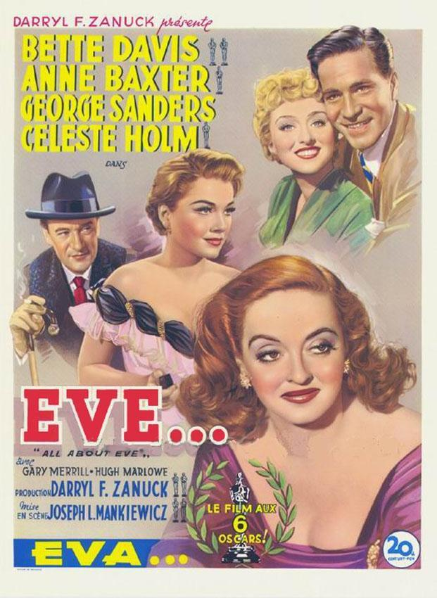 Eva al desnudo (1950) - Filmaffinity
