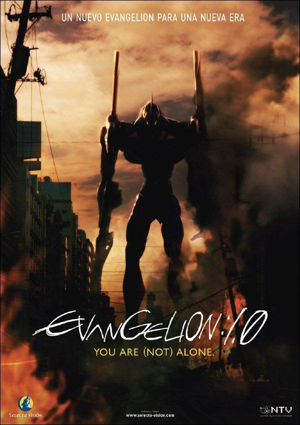 Evangelion 1.11 Online Completa