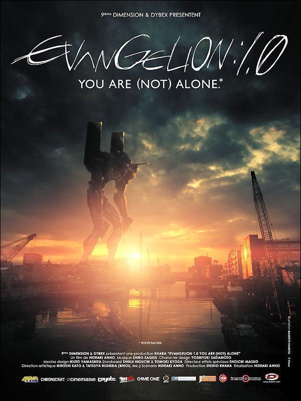 Rebuild of Evangelion - Pelícu..
