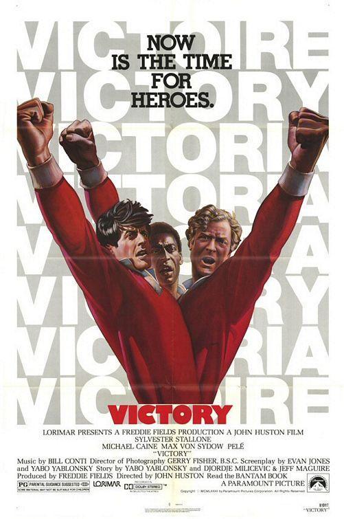 Evasión o victoria (1981) - Filmaffinity