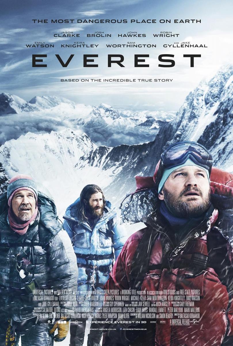 Everest (2015) - Filmaffinity
