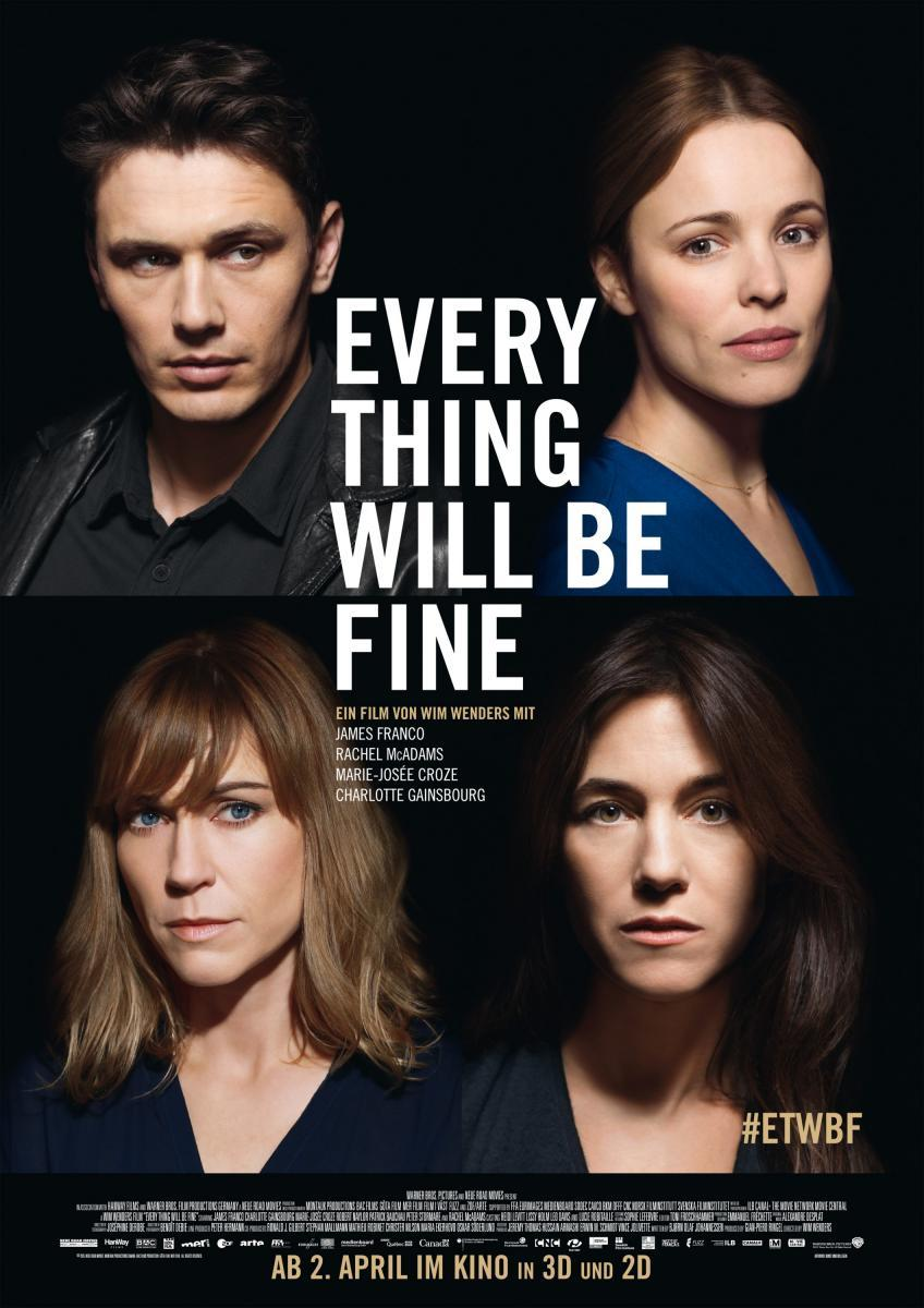 Everything Will Be Fine Film