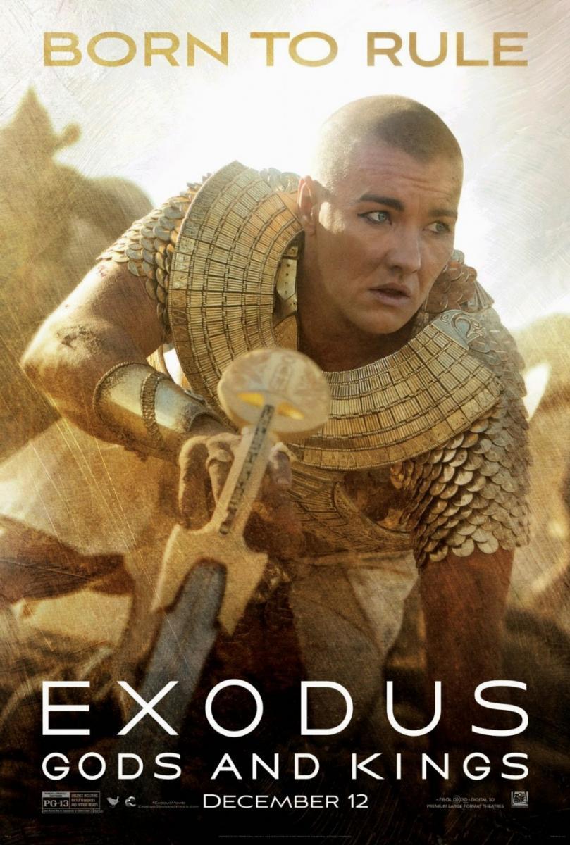Exodus Gods And Kings 2014 Filmaffinity