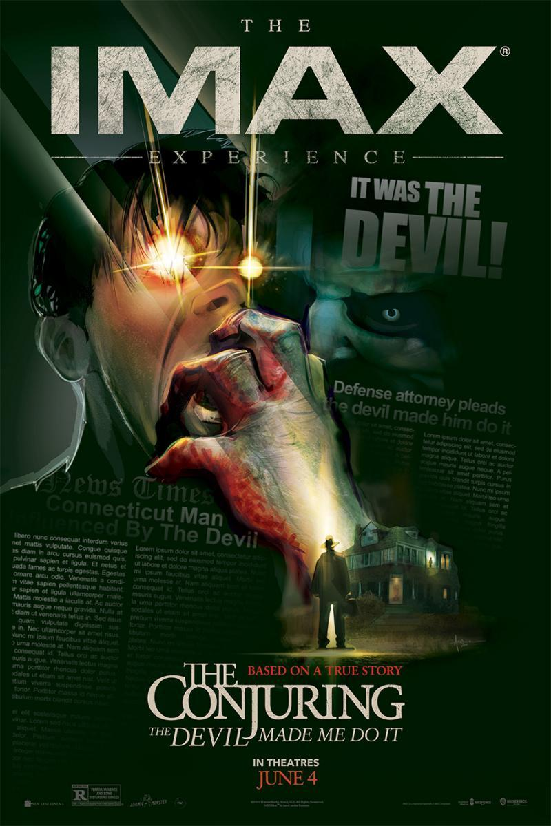 Expediente Warren Obligado Por El Demonio 2021 Filmaffinity