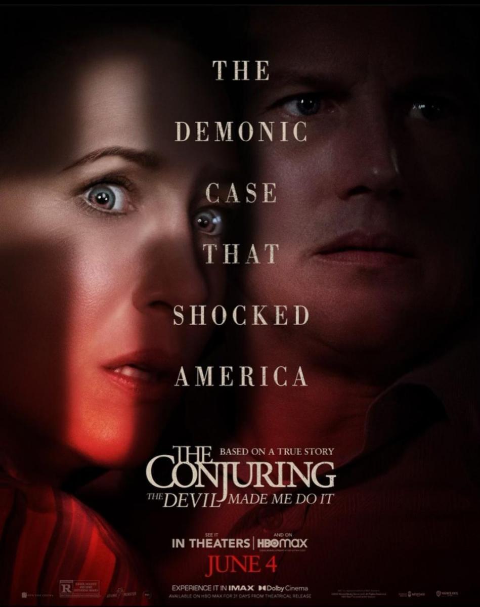 Expediente Warren: Obligado por el demonio (2021) - Filmaffinity