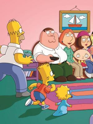 Family Guy: The Simpsons Guy (The Simpsons/Family Guy Crossover) (TV)