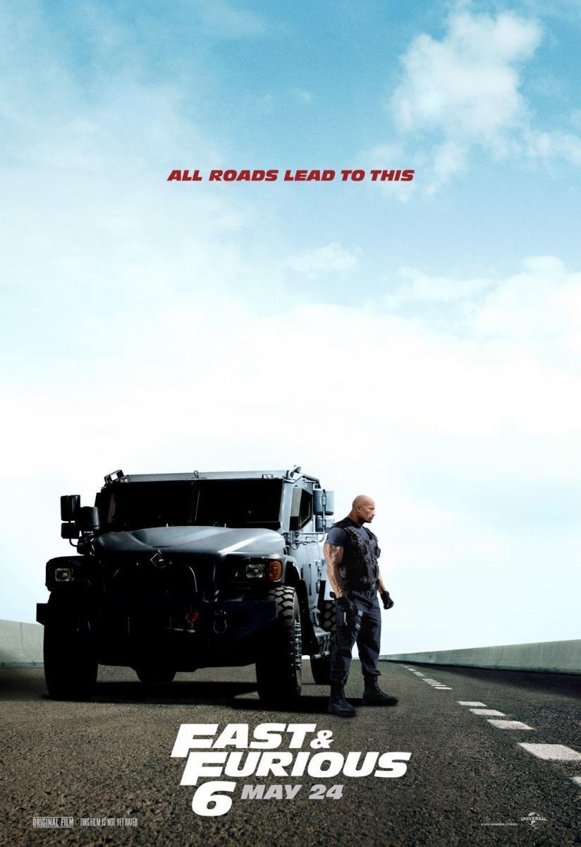 Fast Furious 6 2013 Filmaffinity