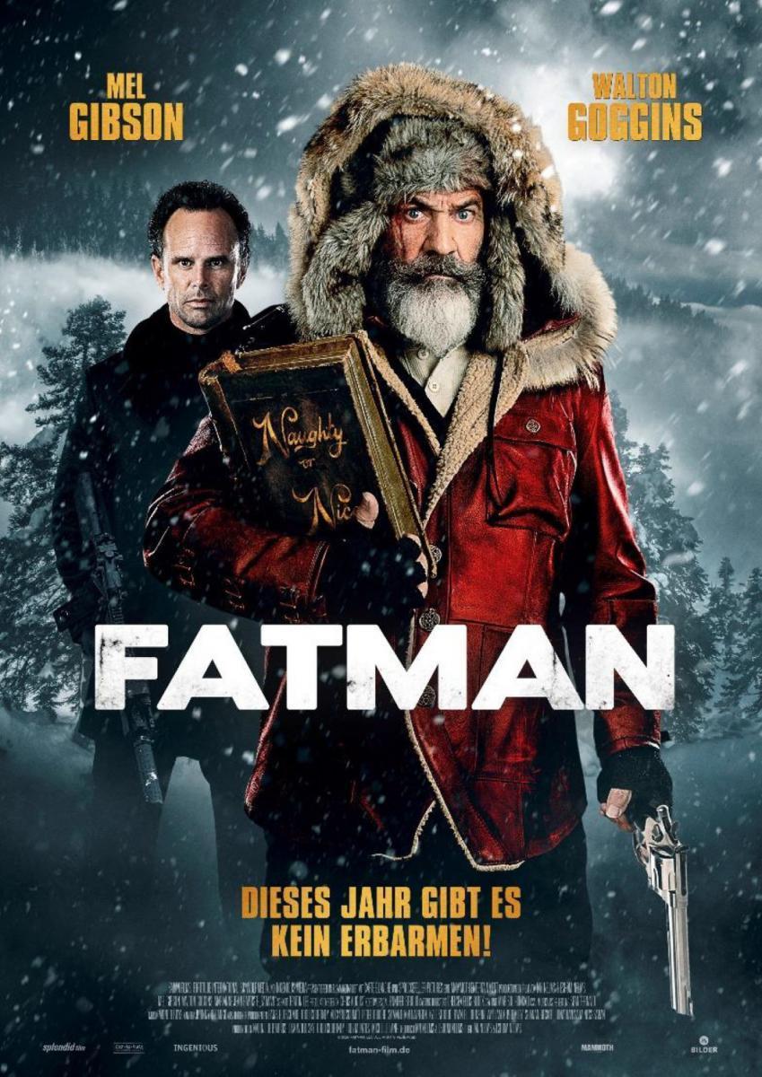 Fatman 2020 Filmaffinity Fatman