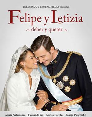 Felipe y Letizia (Miniserie de TV)
