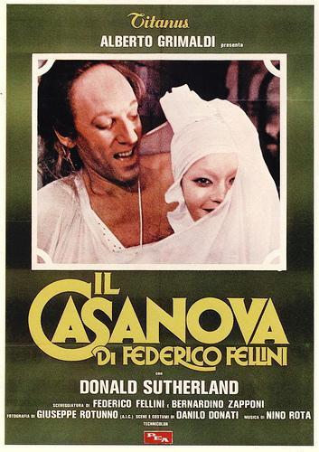 Fellini S Casanova 1976 Filmaffinity