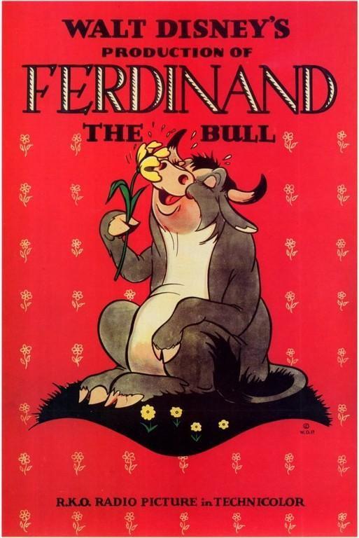 Ferdinand the Bull (S) - Posters