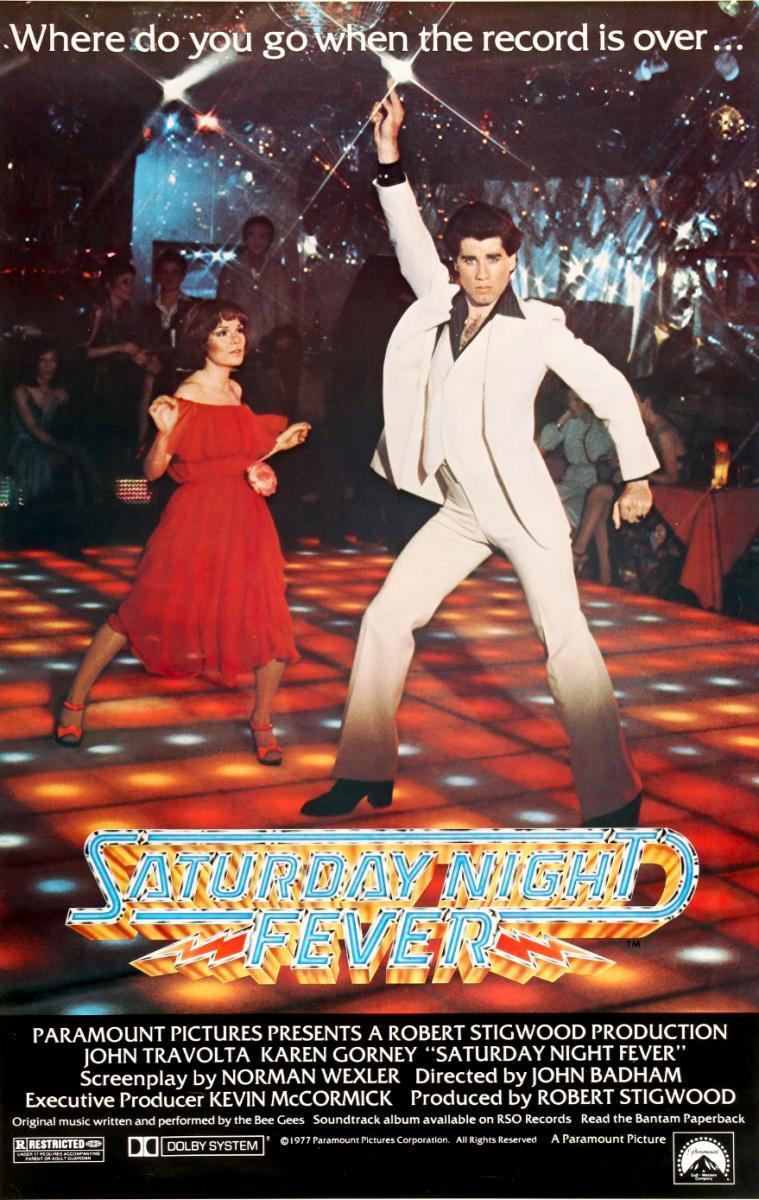 Fiebre De Sábado Por La Noche 1977 Filmaffinity