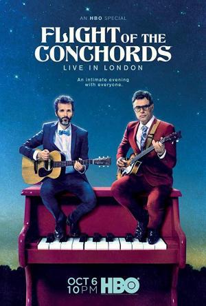 Flight of the Conchords: En directo desde Londres