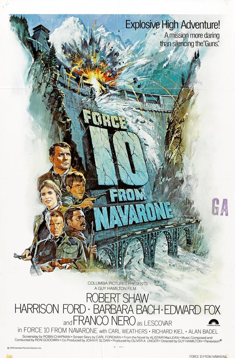Force Ten from Navarone (1978) - FilmAffinity