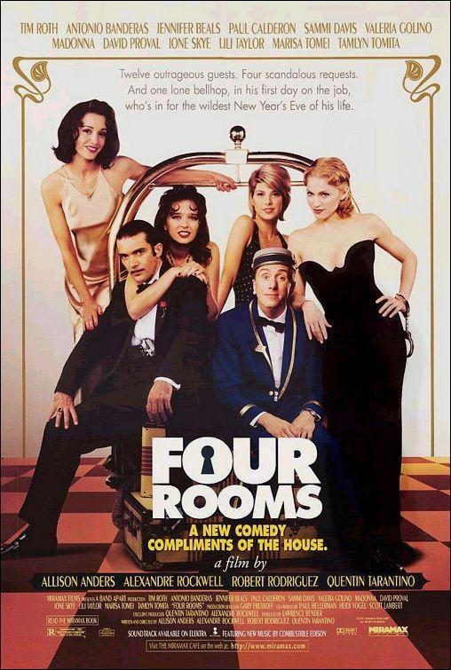 Ione skye and alicia witt nude four rooms - 1 4