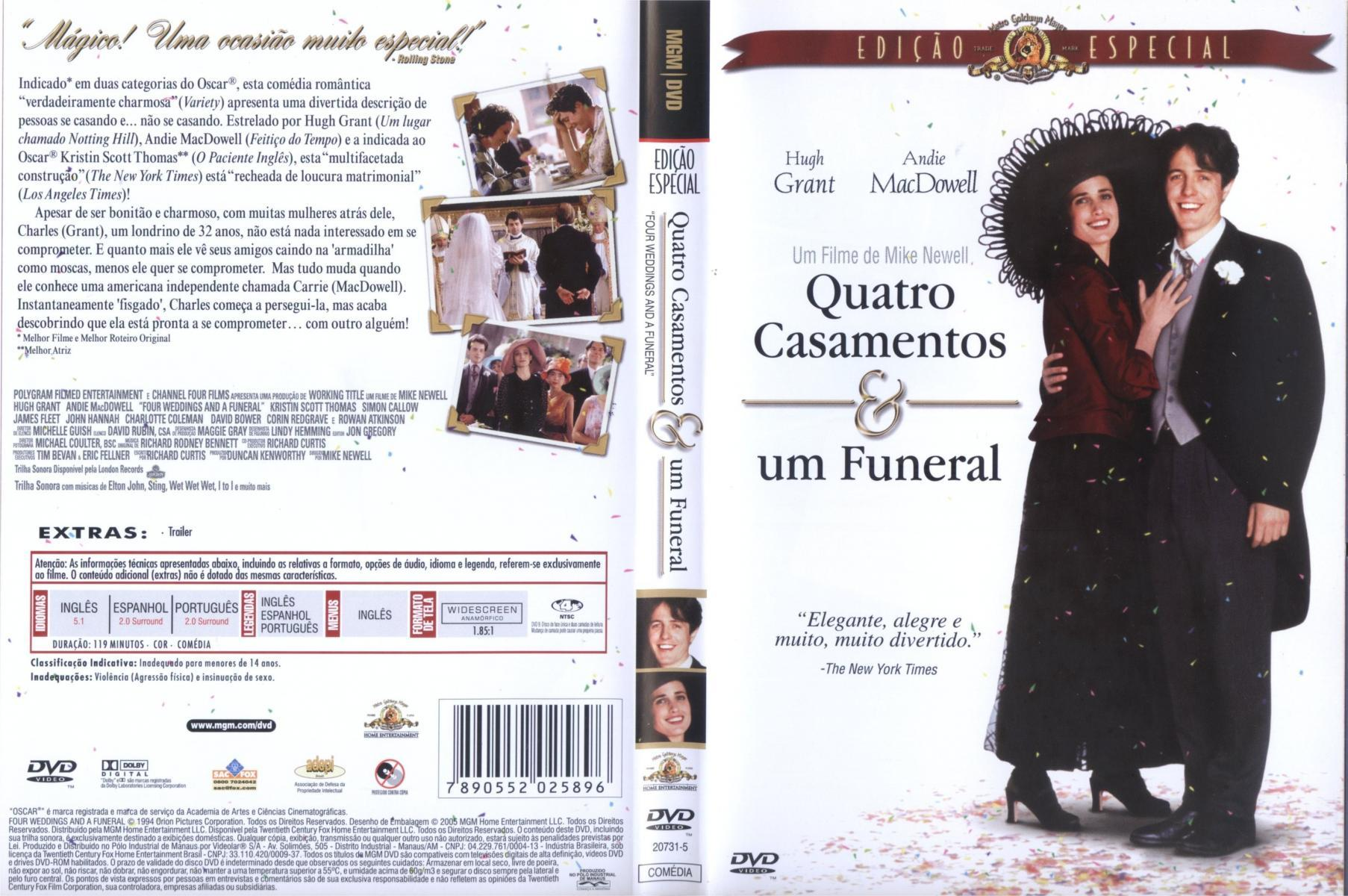Image Gallery For Four Weddings And A Funeral