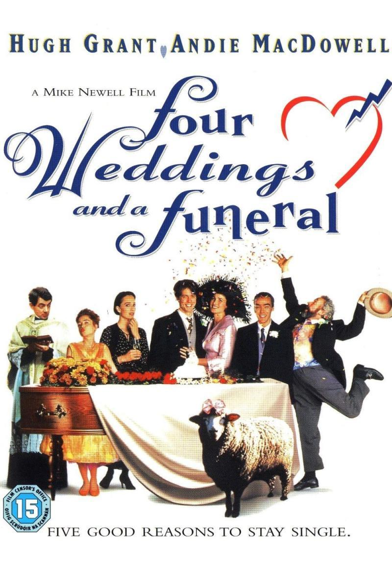 Four Weddings And A Funeral 1994 Filmaffinity