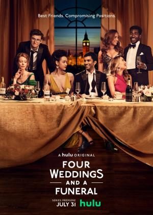 Four Weddings and a Funeral (Serie de TV)