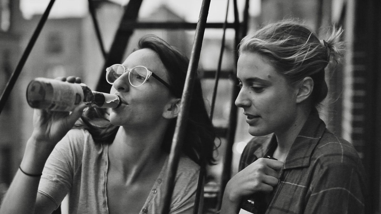 Frances Ha (2012), dirigida por Noah Baumbach. Películas en blanco y negro recientes