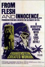 Frankenstein Created Woman