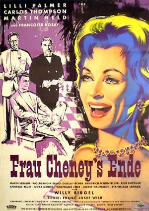 Frau Cheneys Ende - Poster / Main Image