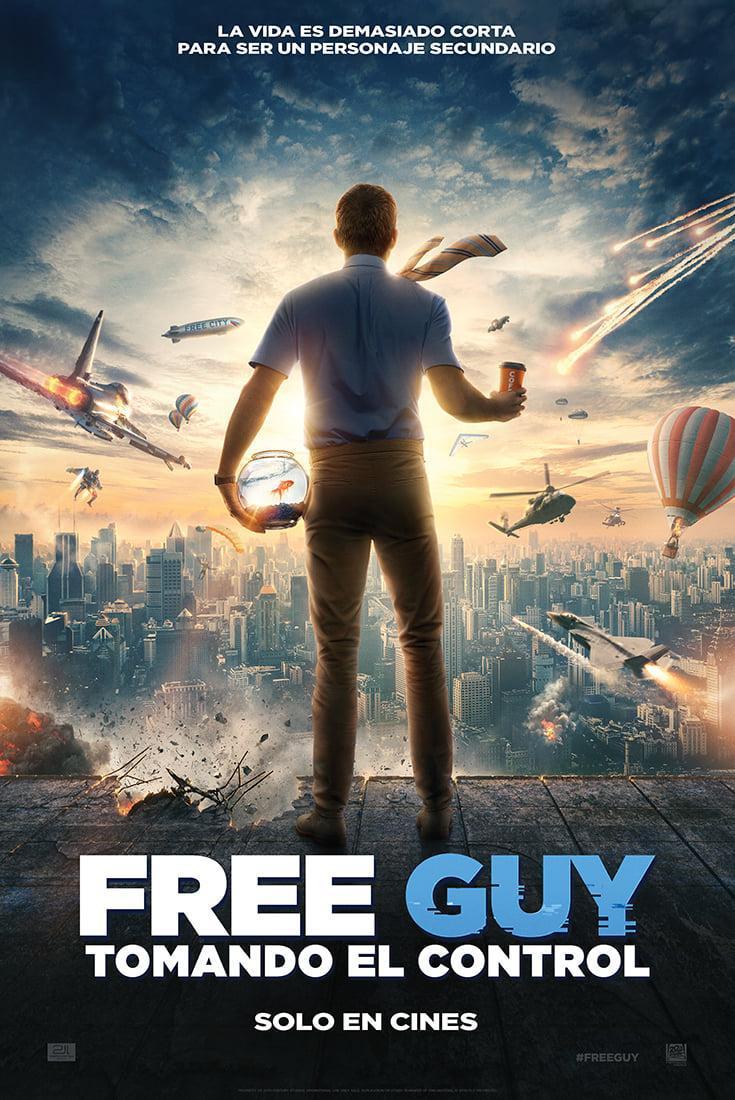 Free Guy: Tomando el control (2021) - Filmaffinity
