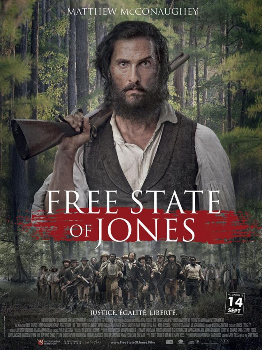 free state of jones 2016 film