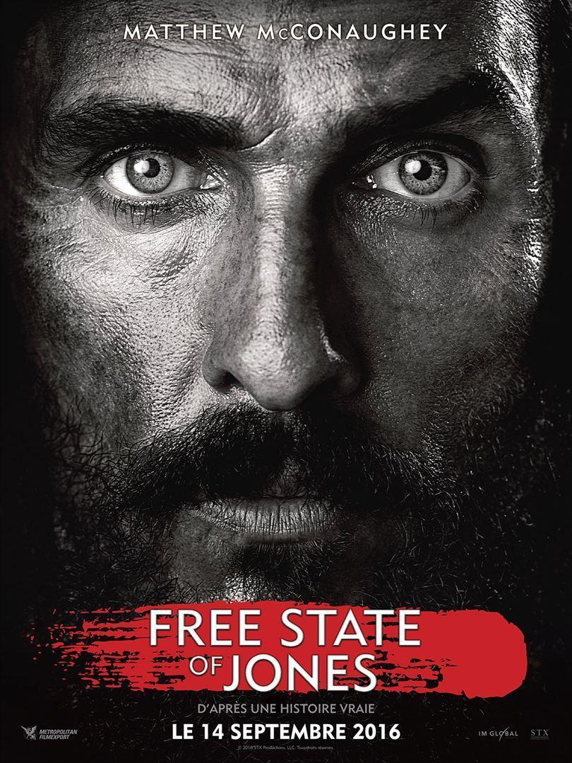 free state of jones histoire vraie