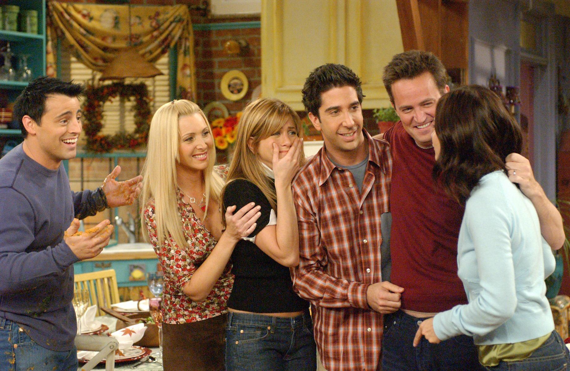 Friends (TV Series) (1994) - Filmaffinity