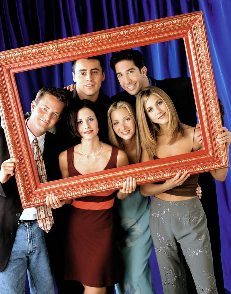 Friends (TV Series) - Promo