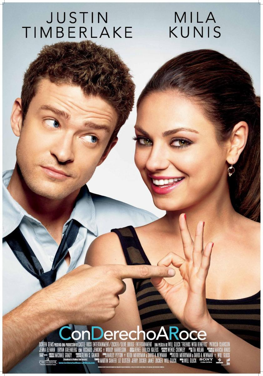 Friends benefits film