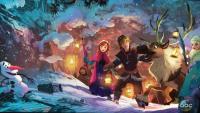 Frozen: Una aventura de Olaf (C) - Promo