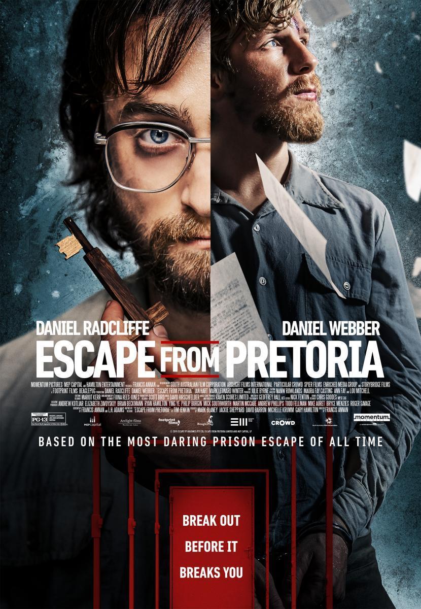 Fuga de Pretoria (2020) - Filmaffinity