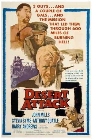 Fugitivos del desierto