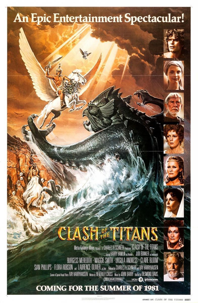 Furia De Titanes 1981 Filmaffinity