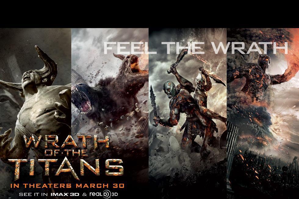 Furia De Titanes 2 2012 Filmaffinity