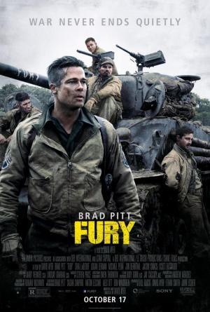 Fury 2014 Filmaffinity
