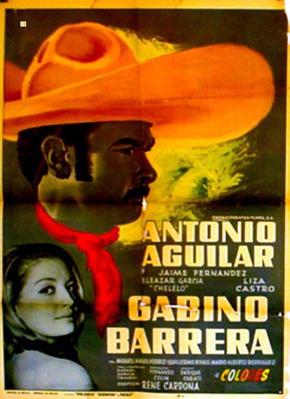 Gabino Barrera 1965 FilmAffinity
