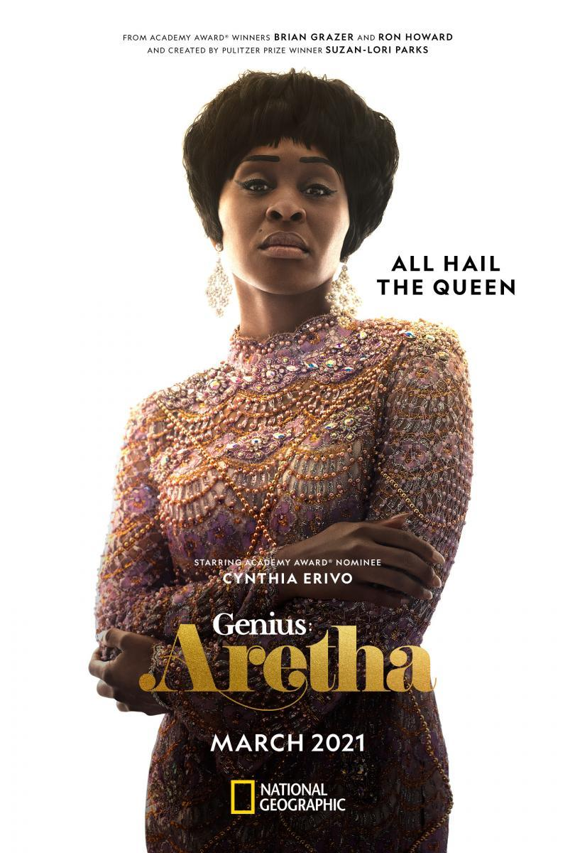 Genius: Aretha (TV Miniseries) (2021) - Filmaffinity