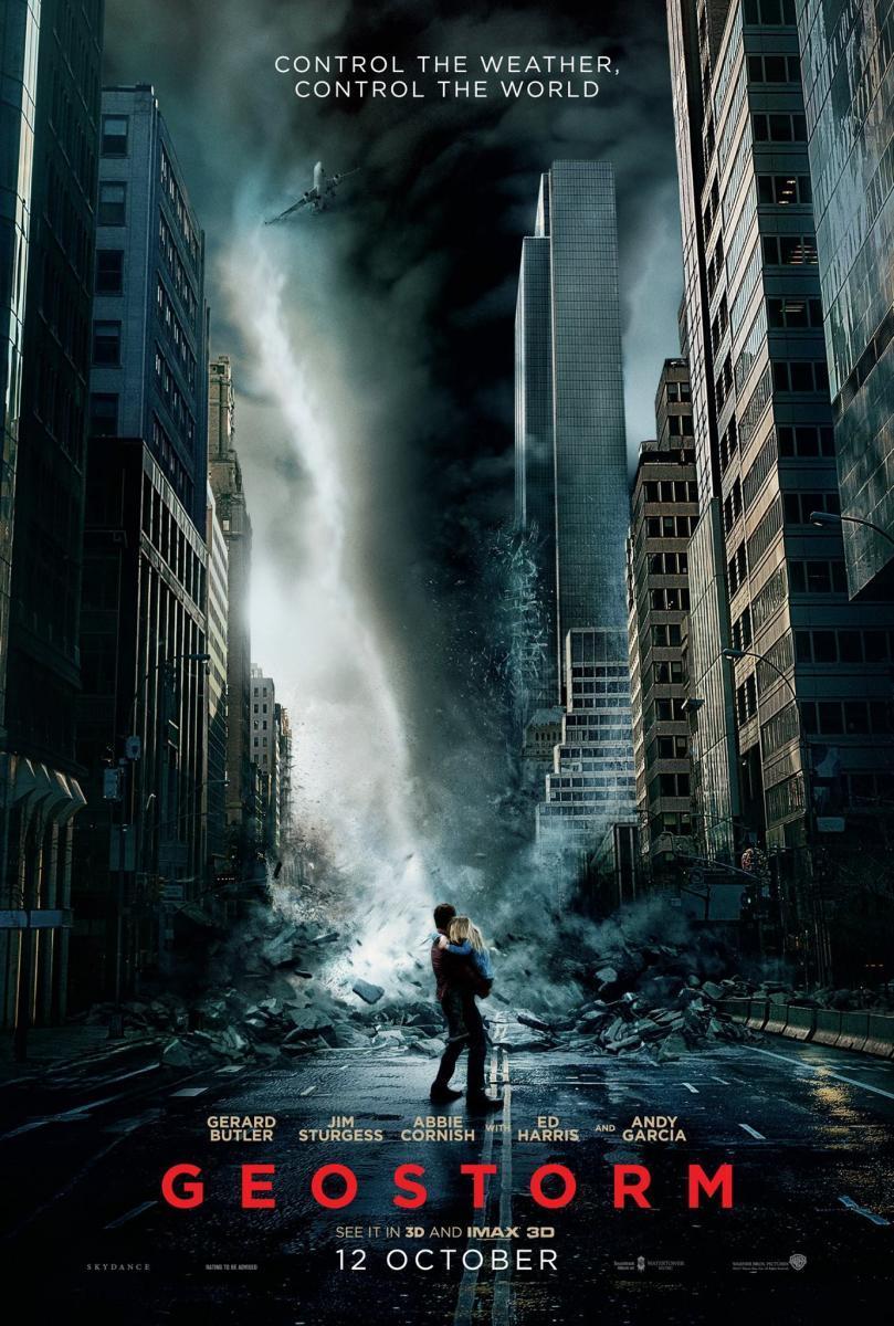 Movie Details Geostorm @KoolGadgetz.com