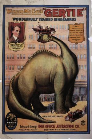 Gertie the Dinosaur (C)