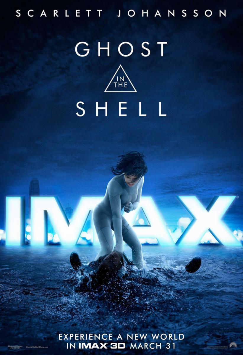 Ghost And The Shell